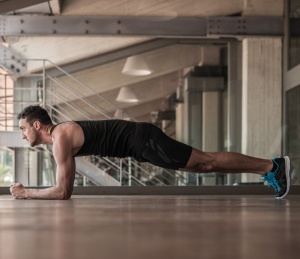 Planks for fitness