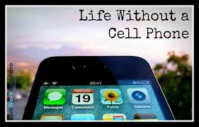 life-without-a-mobile-phone