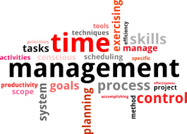 time management, project management